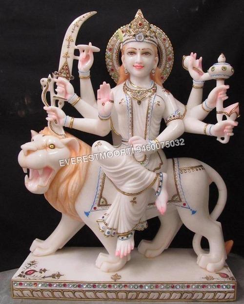 Durga statue3
