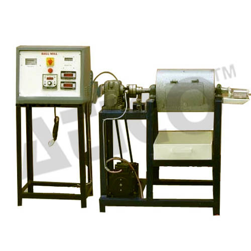 Ball Mill Application: Lab Equipment