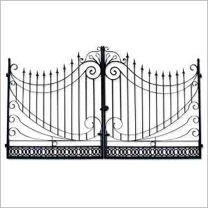 Stainless Steel Fancy Main Gate