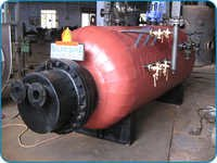 Hot Oil Fired Multi Pass Steam Generator