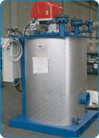 Natural Circulation Steam Boiler