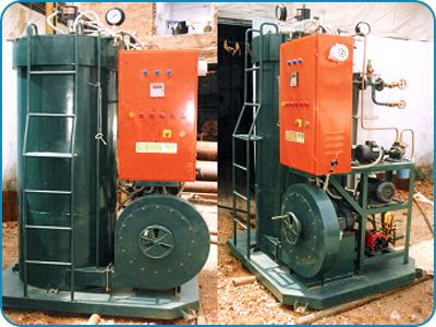 Instant Steam Generating Boiler
