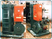 Instant Steam Generating Boiler