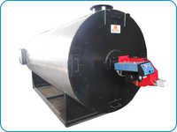 Indirect Fired Three Pass Hot Air Generator
