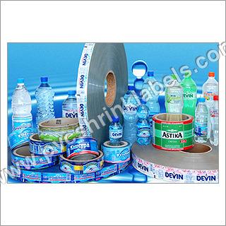 PVC BOPP Labels