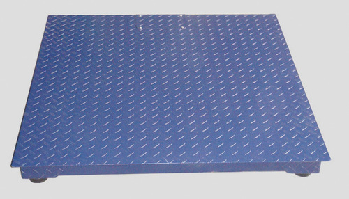 Chequered Heavy Weighing Scale
