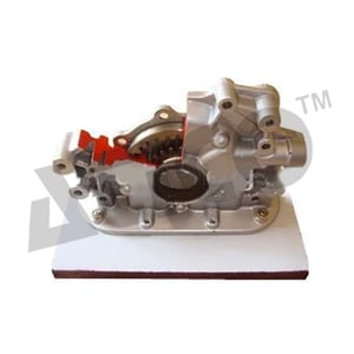 Cut Section Model Of Oil Pump Internal