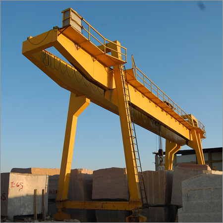 Gentry Crane One Side Overhang