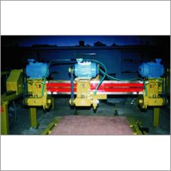 Granite Slab Auto Triple Edge Cutting Machine