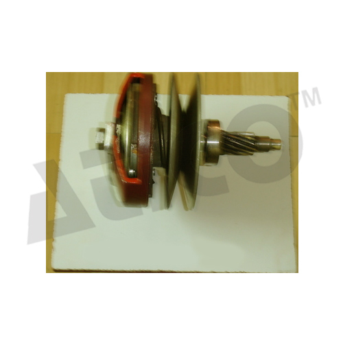 Cut Section Model Of Centrifugal Clutch Honda Active