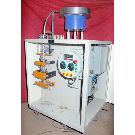 Cartridge Pouch Packing Machine