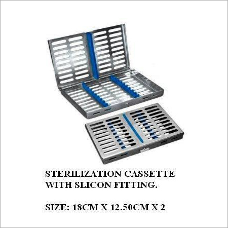 STERILIZATION  CASETTE