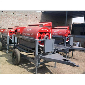Agricultural Wheat Thresher