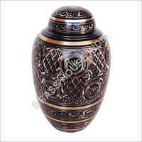 Traditional Brass Urn