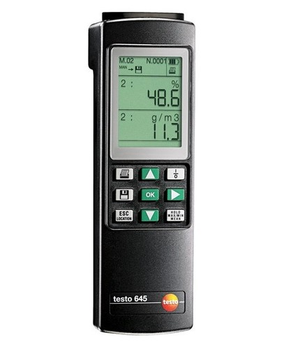 Humidity Measuring Instrument