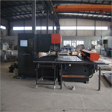 CNC Pouching Machine
