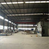 Manufacturing Equipments