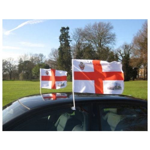 Car Flags