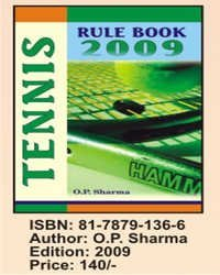 Tennis Rule Book