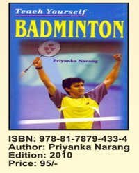 Teach Yourself Badminton