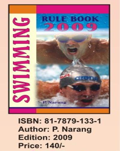 Swimming Rule Book