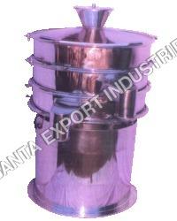 VIBRO SIFTER. MODEL MVS-30 (GMP MODEL)