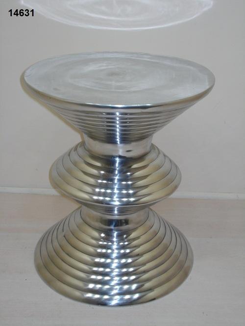 Aluminiumn Side Table