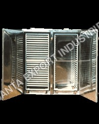 DRYING OVEN (TRAY DRIERS) ELECTRICAL HEATED & STEAM HEATED