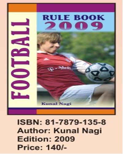 Footbal Rule Book