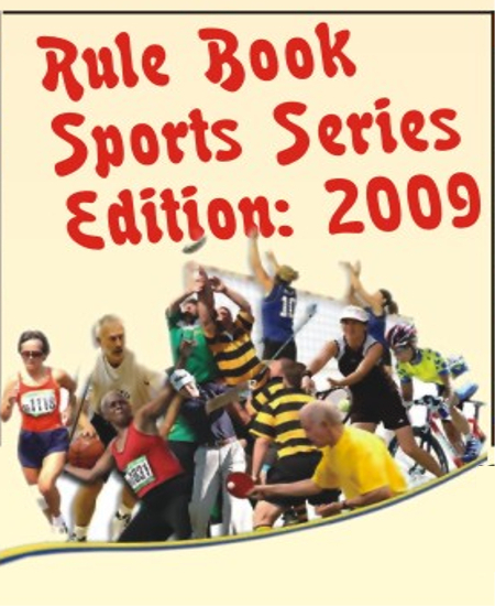 Rule Book Sports Series Edition
