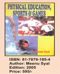 Physical Education Games Books