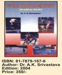 Physical Education And Sports ( Practical Book)