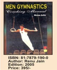 Men Gymnastic Coaching Manual