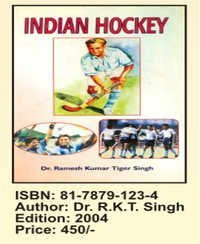 Indian Hockey Book