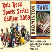 Badminton  Rule Book