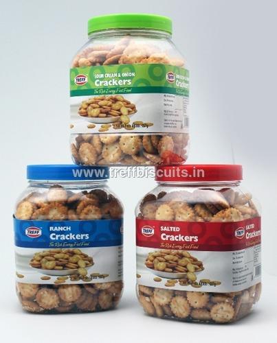 Treff Crackers 227g
