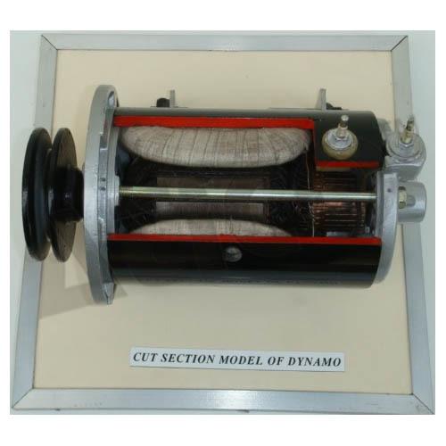 CUT SECTION MODEL OF DYNAMO