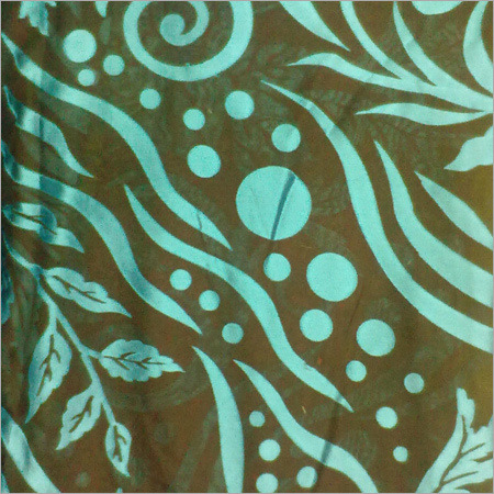 Brasso Dyed Fabric