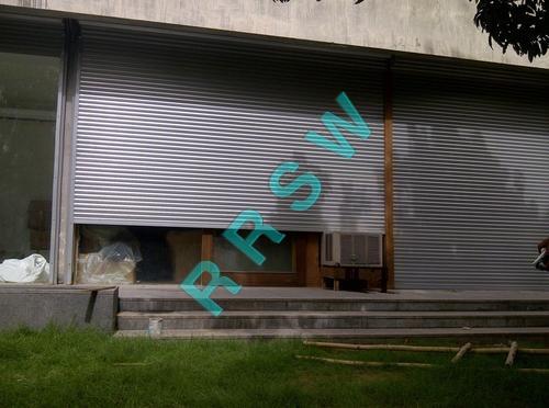 Farm Houses Aluminium Rolling Shutters