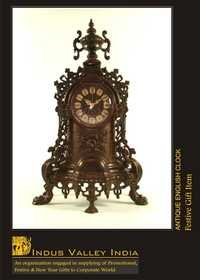 Antique English Clock