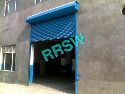 Mechanical Rolling Shutter