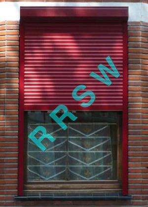 Aluminium Window Rolling Shutter