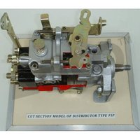Cut Section Model Of Fuel Injection Pump Distributor Type