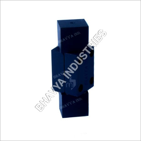 MS square Gate Folding Hinges