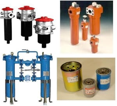 Hydraulic High Pressure Inline Filters