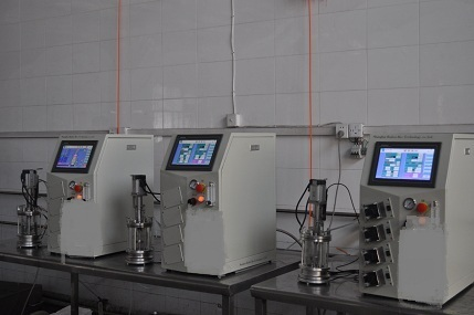 Mini fermenters Bioreactors