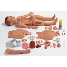 Advanced Multi-Functional Child Nursing Manikin