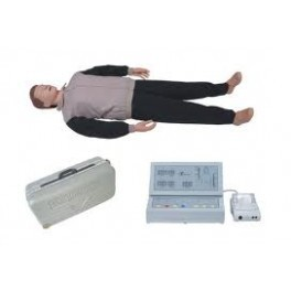 WHOLE BODY BASIC CPR MANIKIN STYLE 400 (ADVANCED) ALONG WITH PRINTER