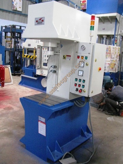 C Frame Press - Upto Hcp-40