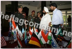 Indian Army Flags